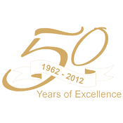 Arcoy 50 years logo