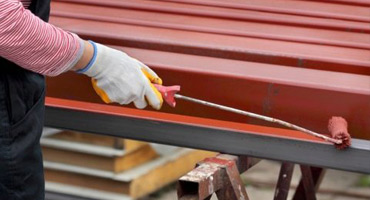 Industrial Anti-corrosive Paints
