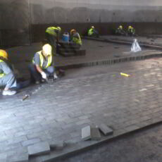 Carbon Brick/ Tiles Lining